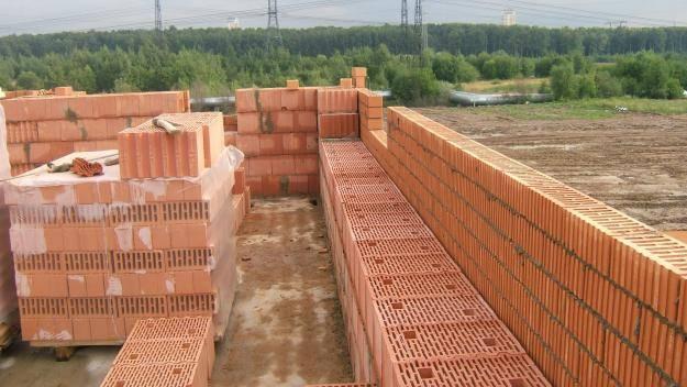 Характеристики и недостатки керамических блоков