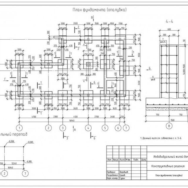 Онлайн калькулятор расчета ленточного фундамента