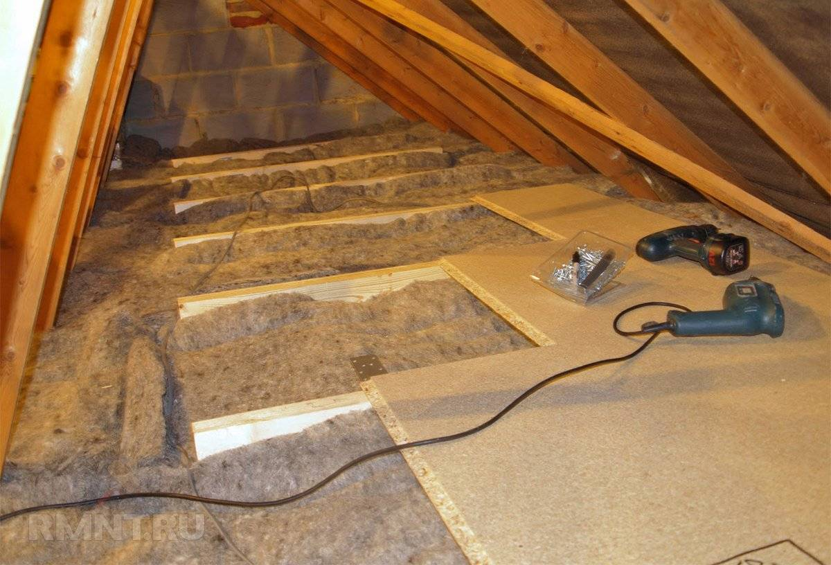 Особенности шумоизоляции потолка