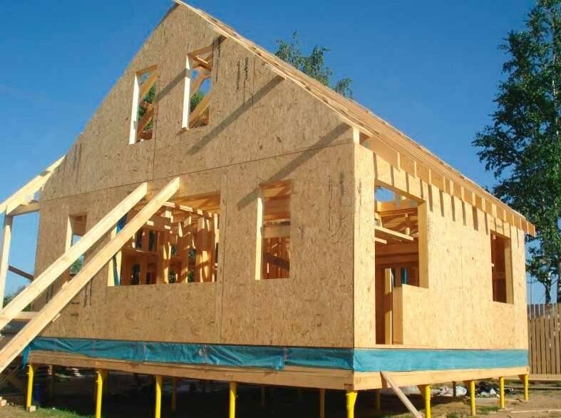 Строительство загородных домов по технологии sip: эволюция и мифы технологии, достоинства и недостатки, этапы строительства