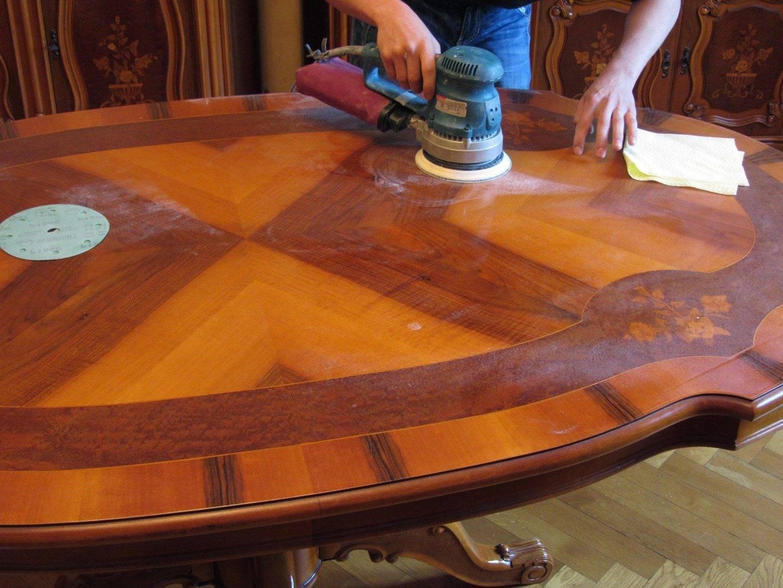 Реставрация мебели своими руками: восстановление древесины, полировки, шпона. реставрация дверей из шпона при повреждениях различного характера как восстановить мебель из шпона