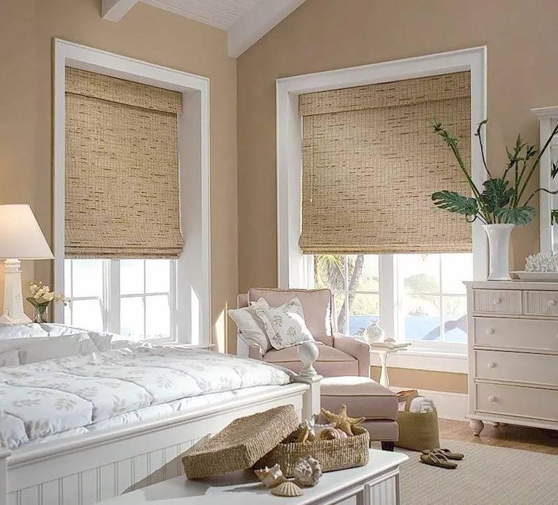 Римские шторы - виды и дизайн | топ- 150 фото дизайн римских штор на пластиковые окна