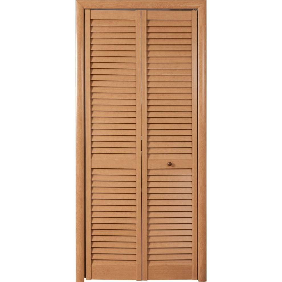Жалюзийные двери: деревянные, пластиковые, металлические