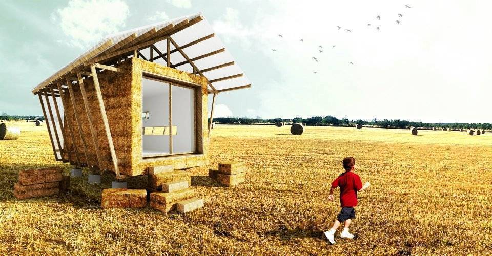 Саманный дом из глины и соломы своими руками - огород, сад, балкон - медиаплатформа миртесен