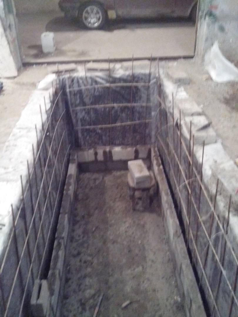 Смотровая яма в гараже своими руками: размеры, подготовка материалов, технология строительства