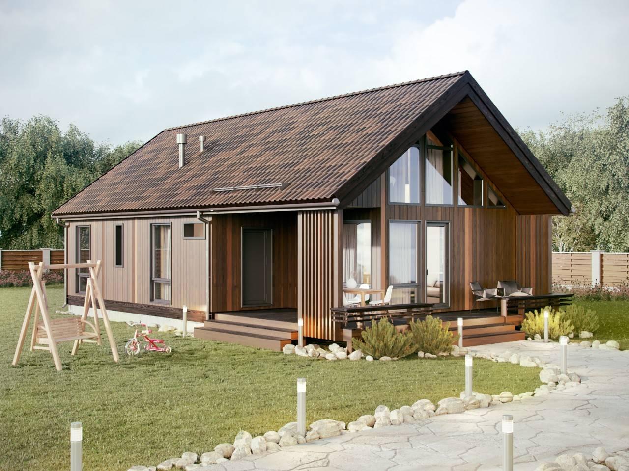 Типы каркасных домов: выбираем наиболее подходящий
