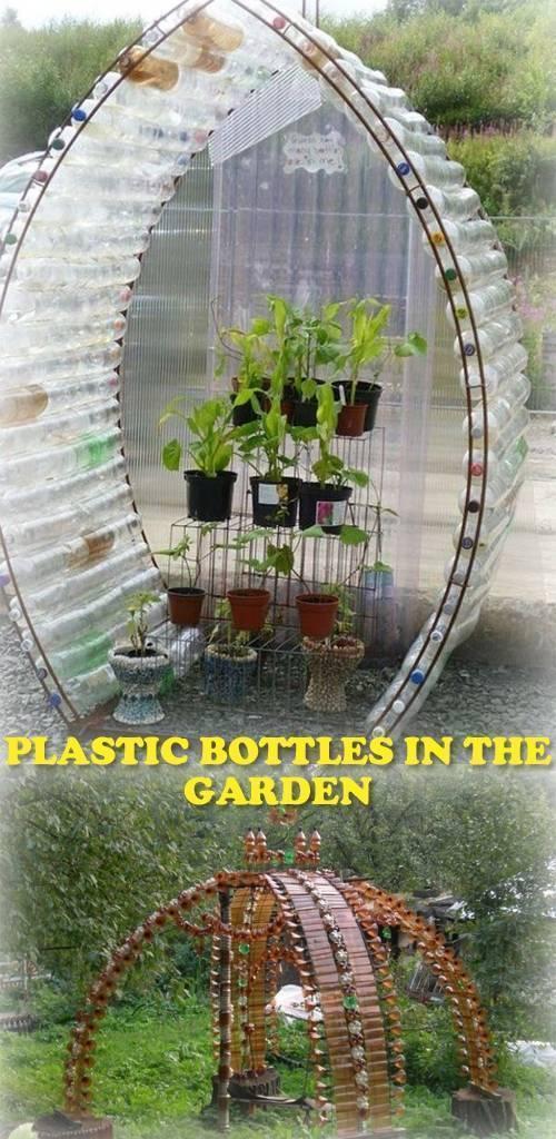 Поделки из пластиковых бутылок своими руками +100 фото идей
