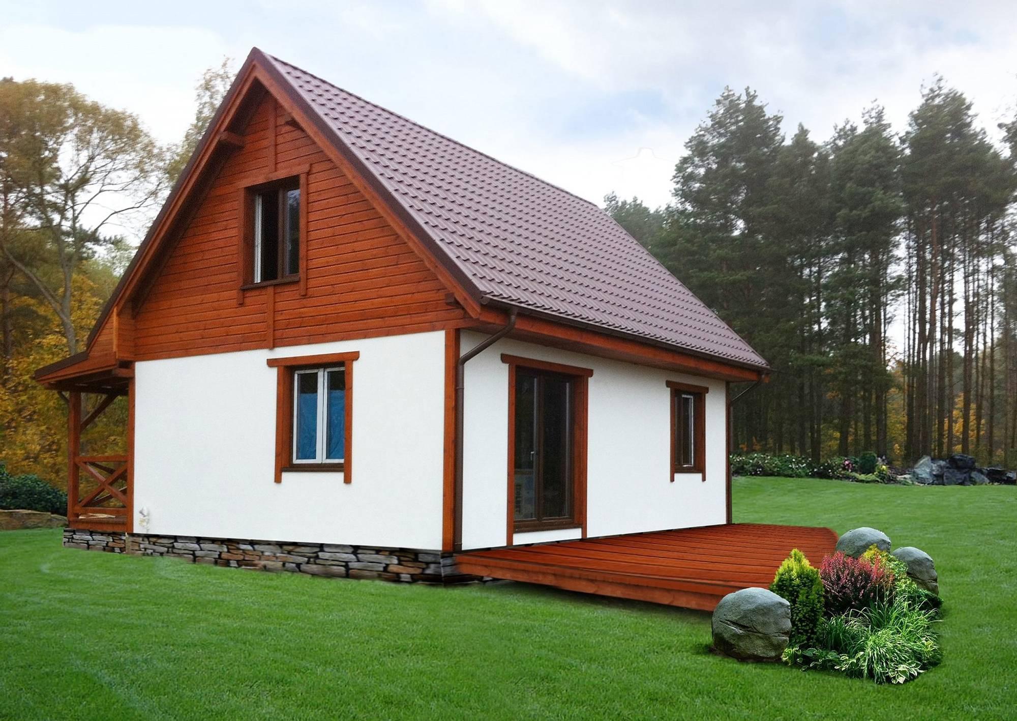 Маленькие дома — 95 фото идей общего стиля, идеи интерьера и особенности современного экстерьера