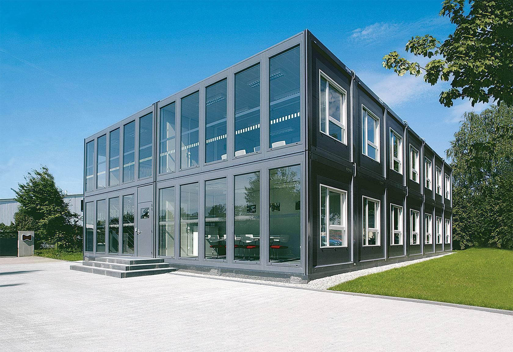 Быстромонтируемые здания - как выбрать лучшие. быстровозводимые дома - за и против