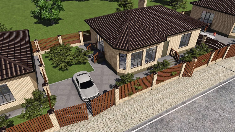 Дом на участке 3 сотки. строительство домов на трех сотках земли | строительство и ремонт