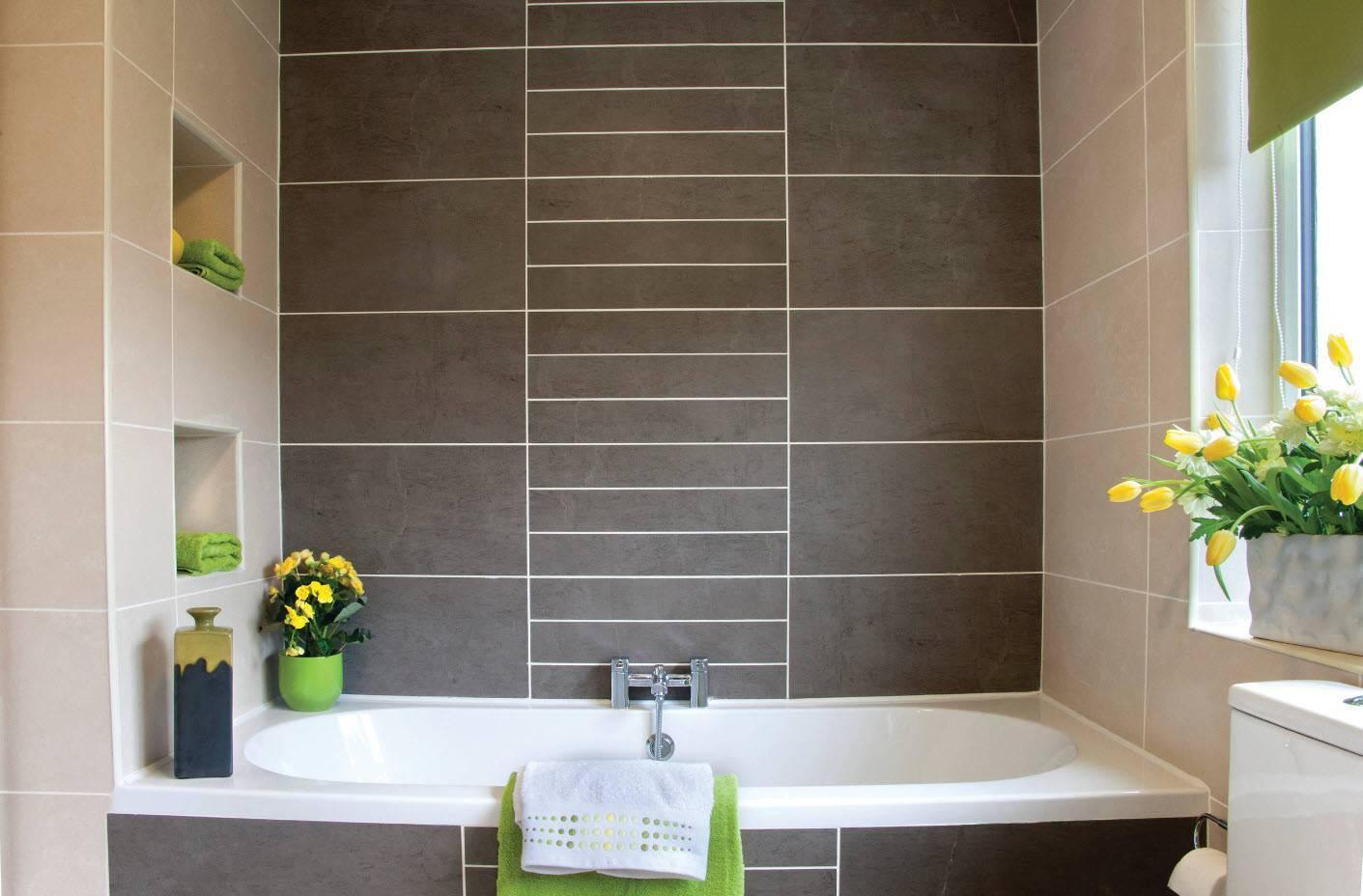 Реально ли выложить плитку в ванной своими руками?